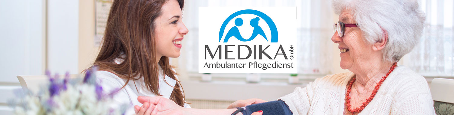 Ambulanter Pflegedienst Medika GmbH